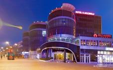 Situato nel centro di Coriza, l'Hotel Kocibelli offre il Wi-Fi gratuito, un bar, un ristorante à la carte che propone la cucina tradizionale alban