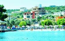 Hotel in Albania. 130 hotel a ksamil,Hotele | Ksamil, Albania