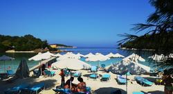 Gregor Apartments provides accommodation in Sarandë Hotel offerte Albania .Booking Albania