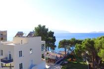 il Palazzine Hotel vanta un ristorante-bar ,Appartamenti da 16€/Notte Albania /Booking Albania