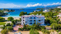 Hotel Vila Park Bujari Ksamil. Confronta Hotel, Motel, B&B, Appartamenti.  Bookingalbania