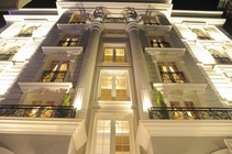 Lot Boutique Hotel offers accommodation in Tirana. Booking Albania Hotels