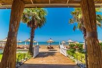 Spille, una delle spiagge più belle della costa Adriatica in Albania Booking Albania