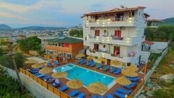 Appartamento Villa Shpetimi. Appartamento Ksamil, Albania.Hotel a Ksamil in Albania