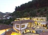 Hotel Vila Aleksander, Berat.